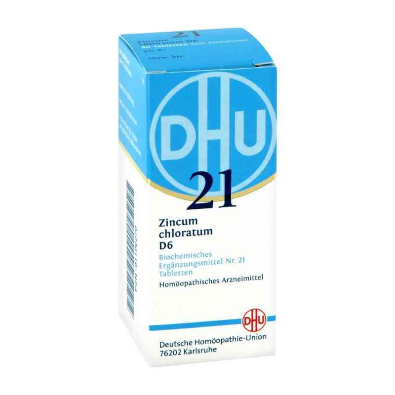 Biochemie Dhu 21 Zincum chloratum D 6 Tabletten  bei apo.com bestellen