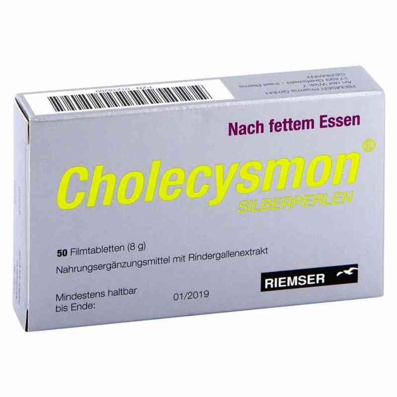 Cholecysmon Silberperlen  bei apo.com bestellen