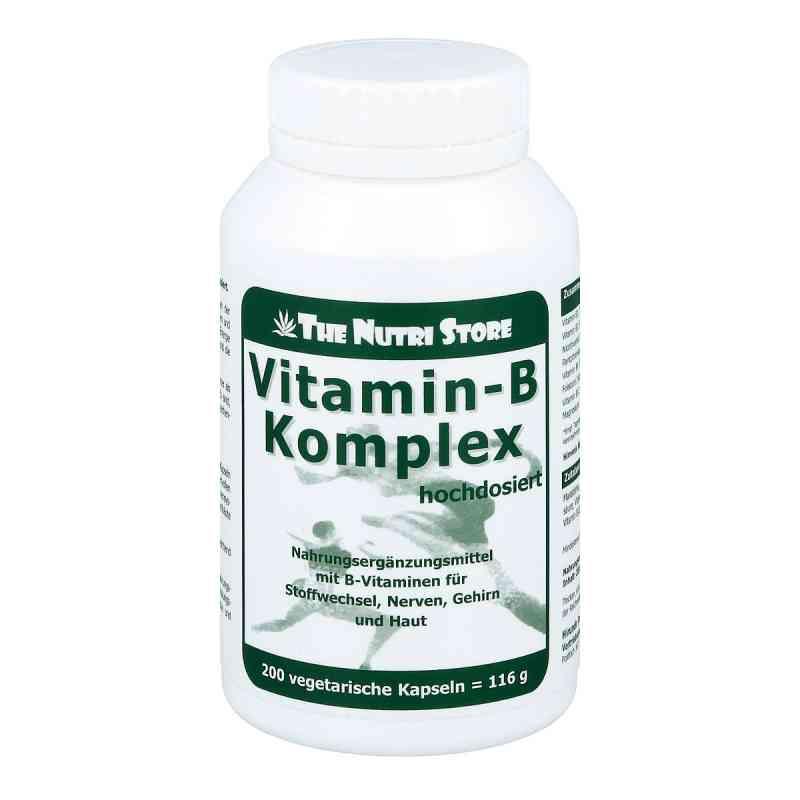 Vitamin B Komplex hochdosiert Kapseln  bei apo.com bestellen