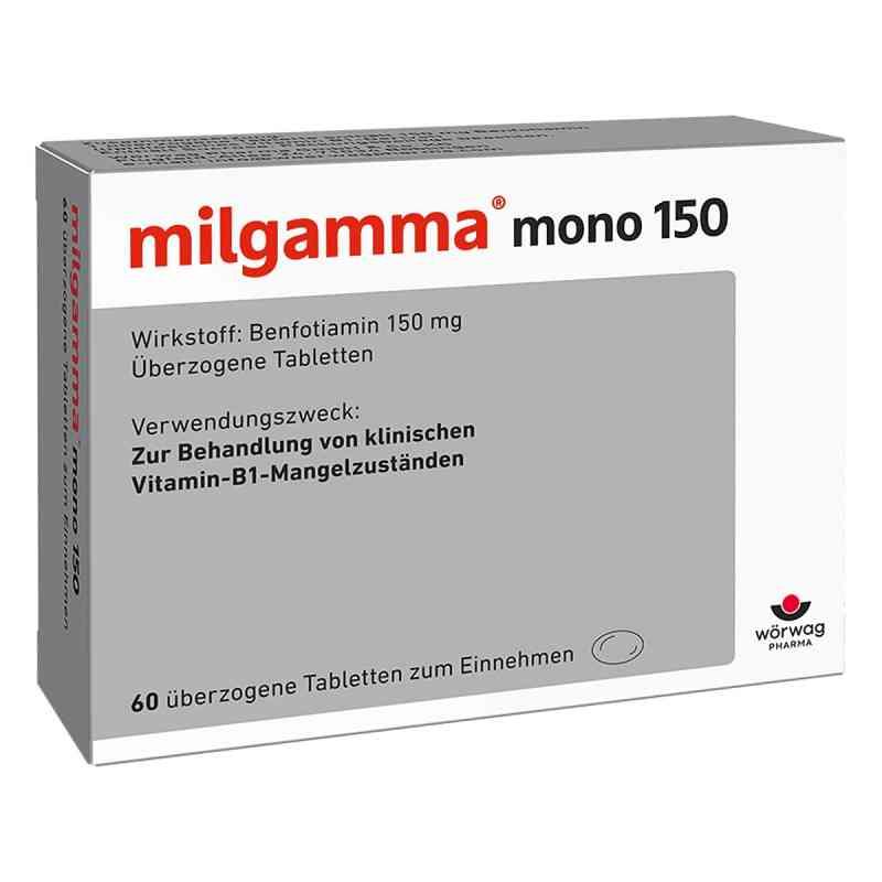 Milgamma mono 150 überzogene Tabletten  bei apo.com bestellen