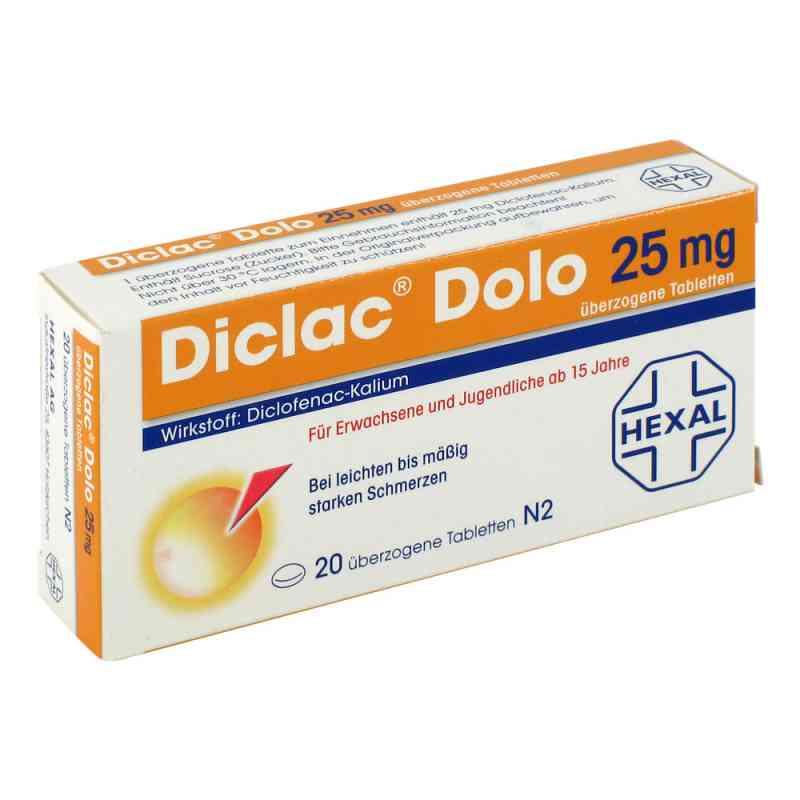 Diclac Dolo 25mg  bei apo.com bestellen