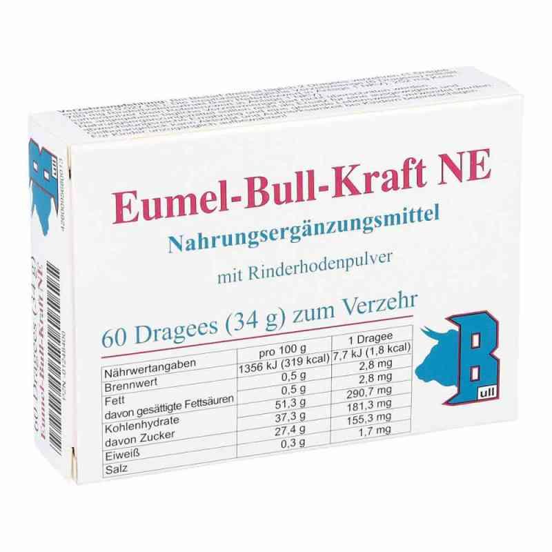 Eumel Bull Kraft Ne Dragees  bei apo.com bestellen