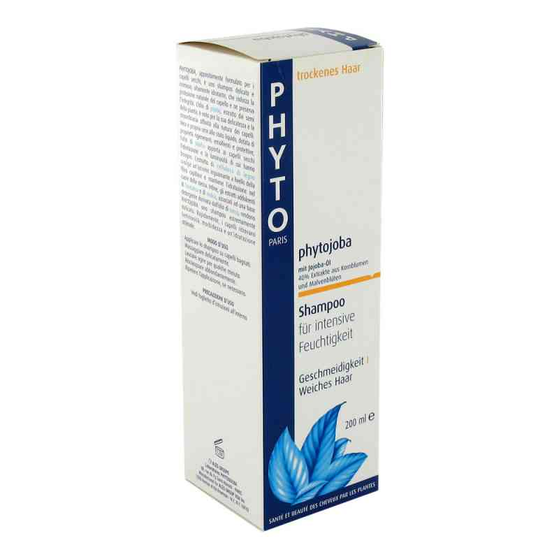 Phyto Phytojoba Feuchtigkeitsshampoo trock.Haar  bei apo.com bestellen