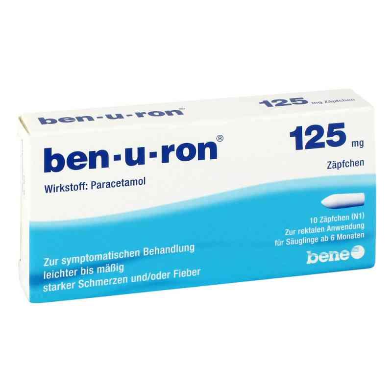 Ben-u-ron 125mg  bei apo.com bestellen