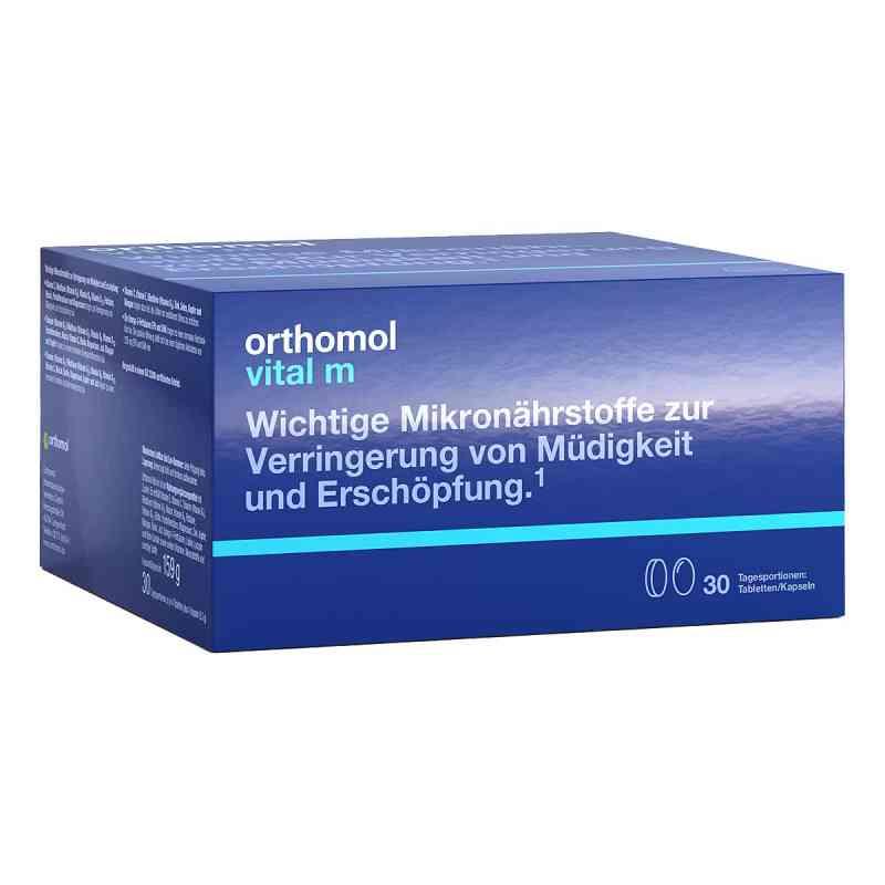Orthomol Vital M 30 Tabletten /kaps.kombipackung  bei apo.com bestellen