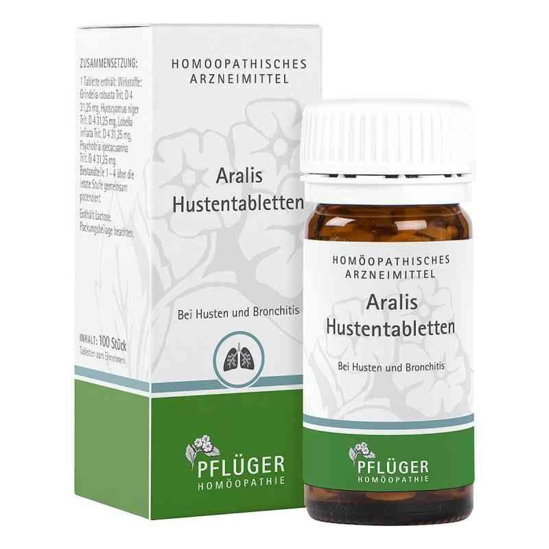Aralis Hustentabletten  bei apo.com bestellen