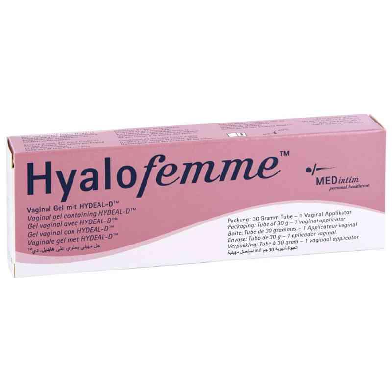 Hyalofemme Vaginal Gel  bei apo.com bestellen