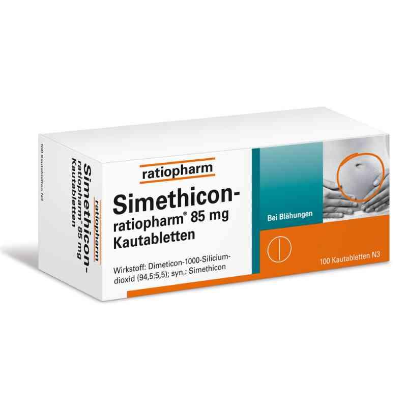 Simethicon-ratiopharm 85mg  bei apo.com bestellen