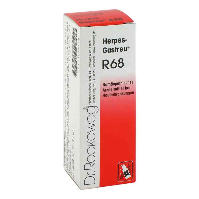 Herpes Gastreu R 68 Tropfen zum Einnehmen  bei apo.com bestellen