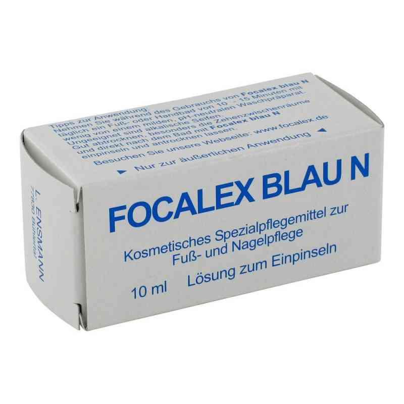 Focalex blau Tinktur  bei apo.com bestellen