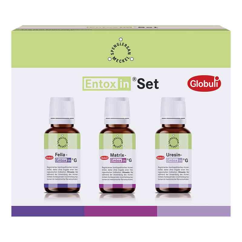 Entoxin Set G Globuli  bei apo.com bestellen