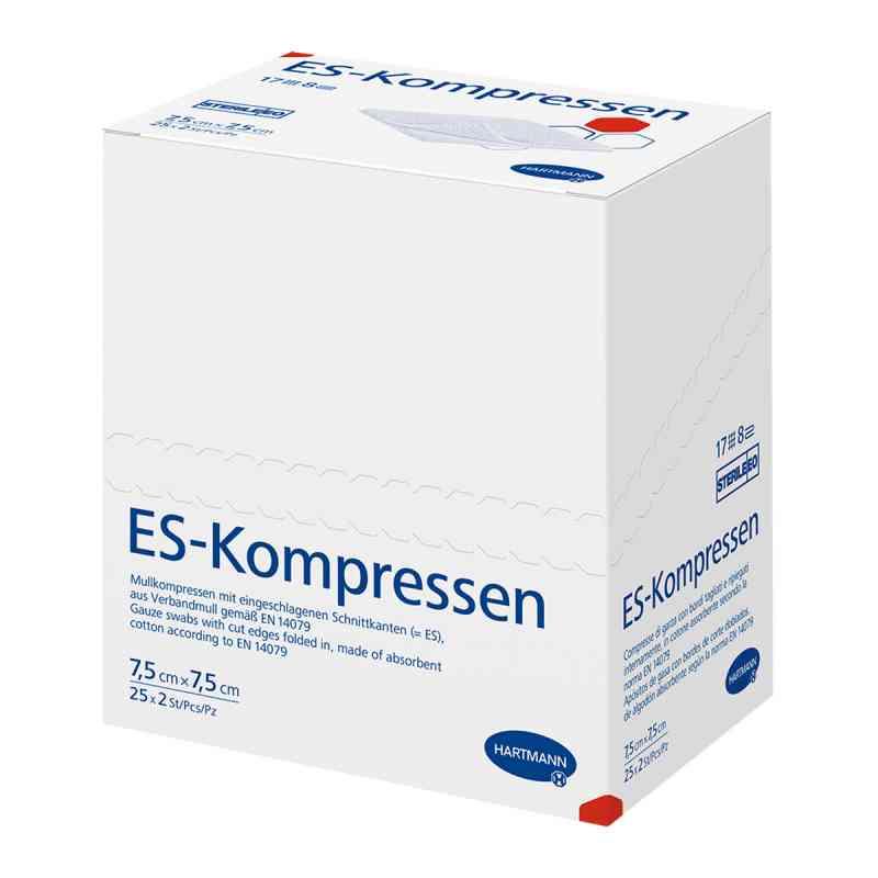Es-kompressen steril 7,5x7,5 cm 8fach  bei apo.com bestellen