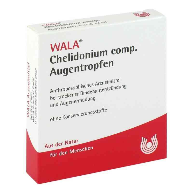 Chelidonium Comp Augentropfen  bei apo.com bestellen