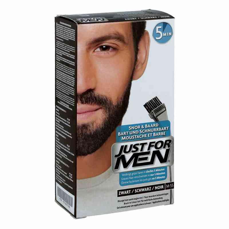 Just for men Brush in Color Gel schwarz  bei apo.com bestellen