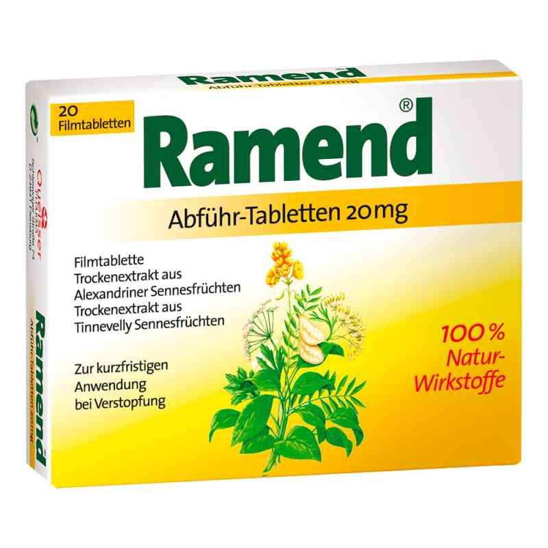 Ramend Abführ-Tabletten 20mg  bei apo.com bestellen