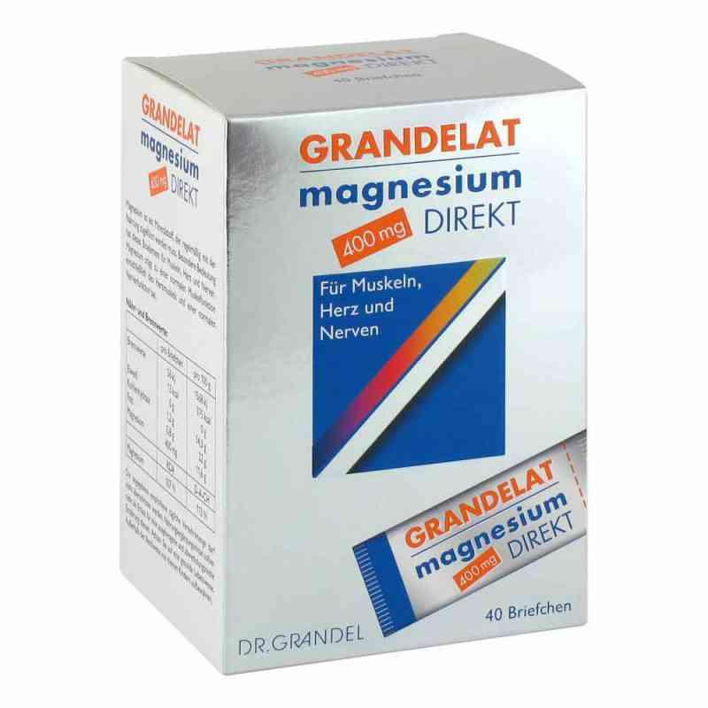 Magnesium Direkt 400 mg Grandelat Pulver  bei apo.com bestellen