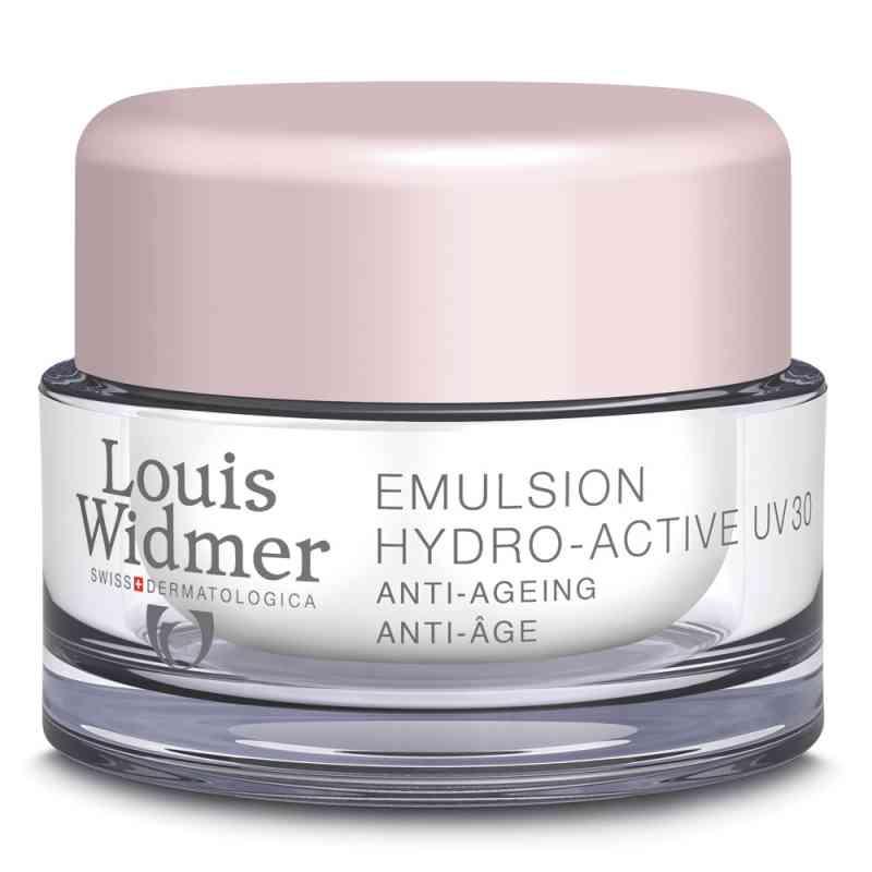 Widmer Tagesemulsion Hydro-active Uv30 leicht parf  bei apo.com bestellen