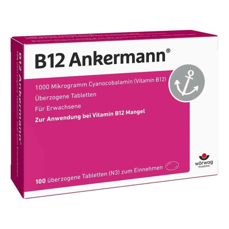 B12 Ankermann überzogene Tabletten  bei apo.com bestellen