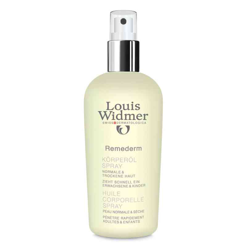 Widmer Remederm Körperöl Spray leicht parfüm.  bei apo.com bestellen