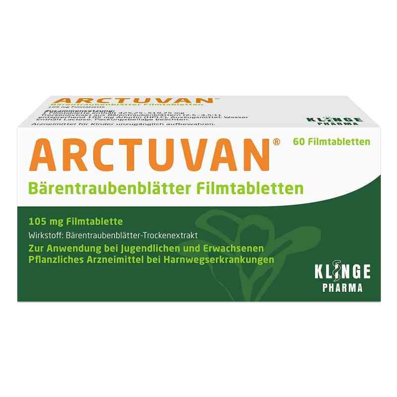 ARCTUVAN Bärentraubenblätter  bei apo.com bestellen