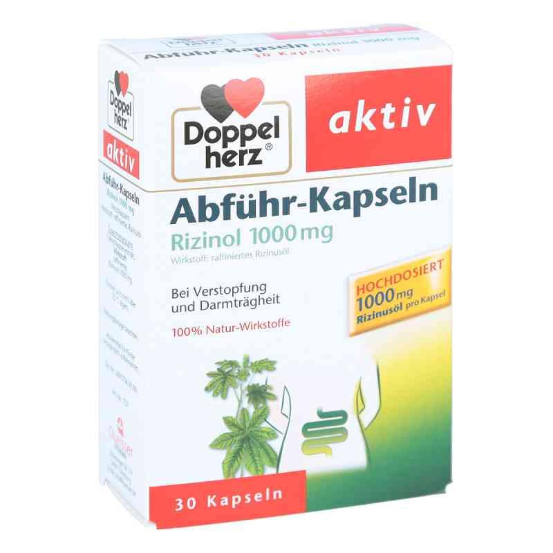 Doppelherz Abführ-Kapseln Rizinol 1000mg  bei apo.com bestellen