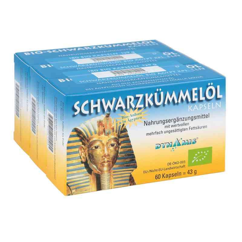 Schwarzkümmel Bio ägypt. Kapseln  bei apo.com bestellen