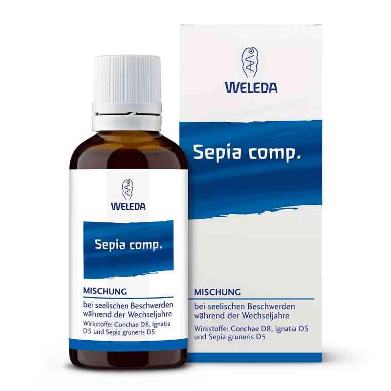 Sepia Comp. Dilution  bei apo.com bestellen