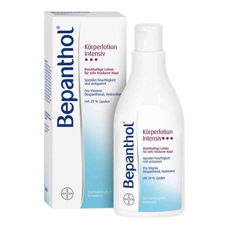 Bepanthol Intensiv Körperlotion Flasche  bei apo.com bestellen