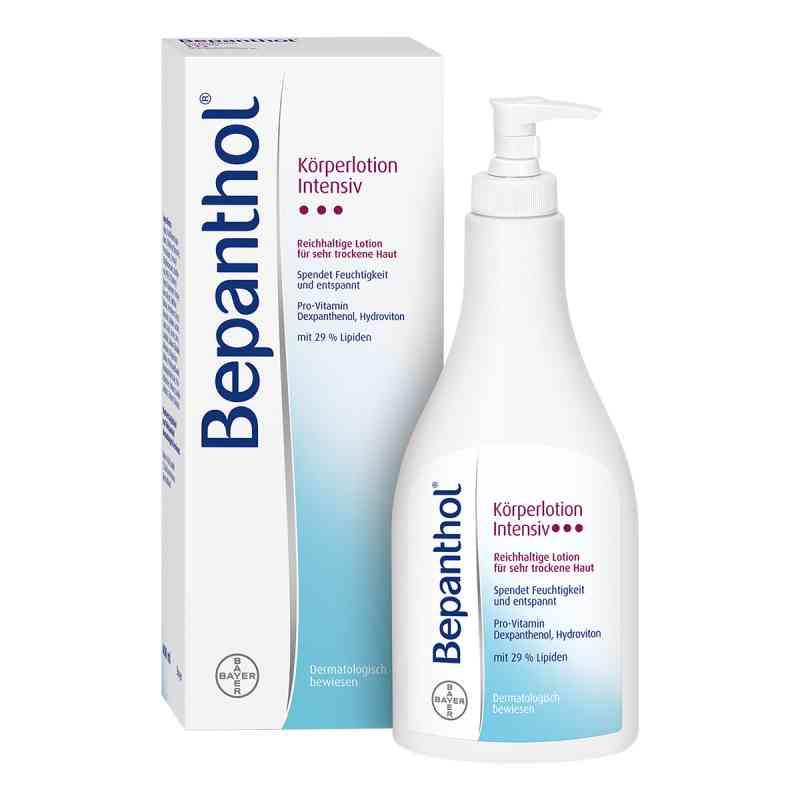 Bepanthol Intensiv Körperlotion Spenderflasche  bei apo.com bestellen