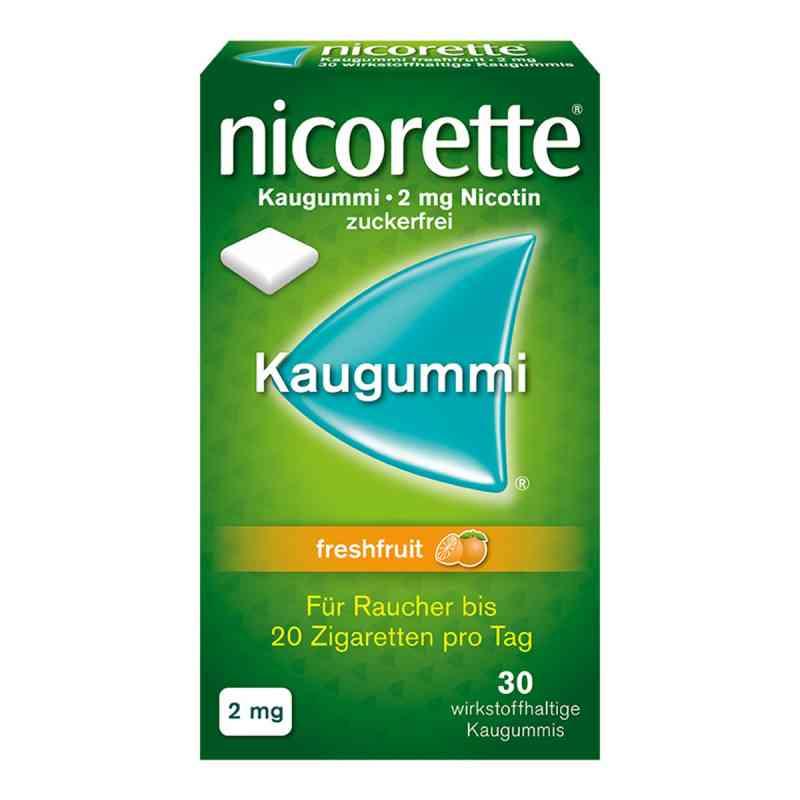 Nicorette 2mg freshfruit  bei apo.com bestellen