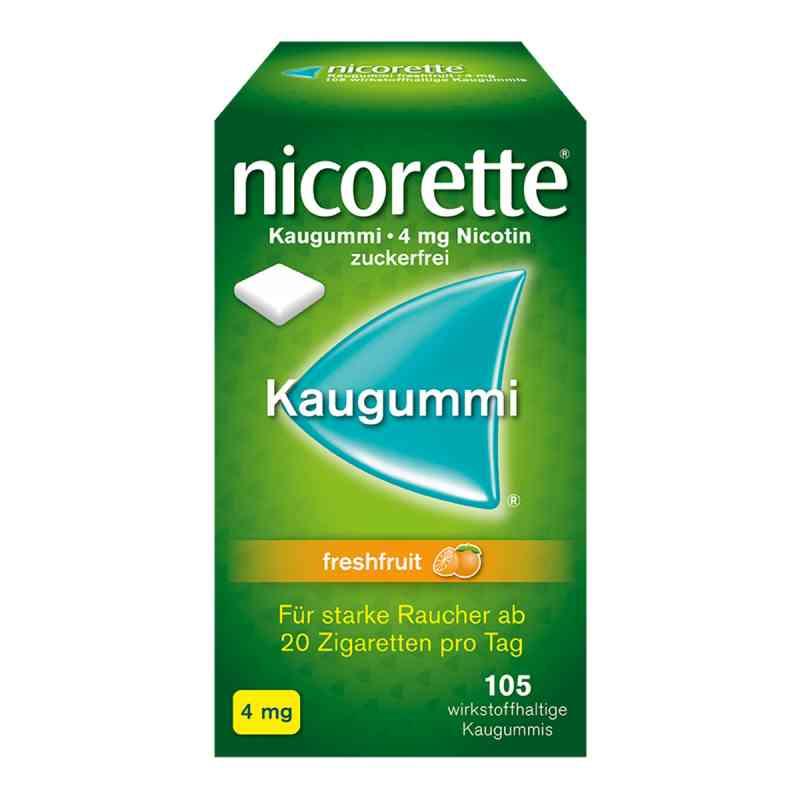 Nicorette 4mg freshfruit  bei apo.com bestellen