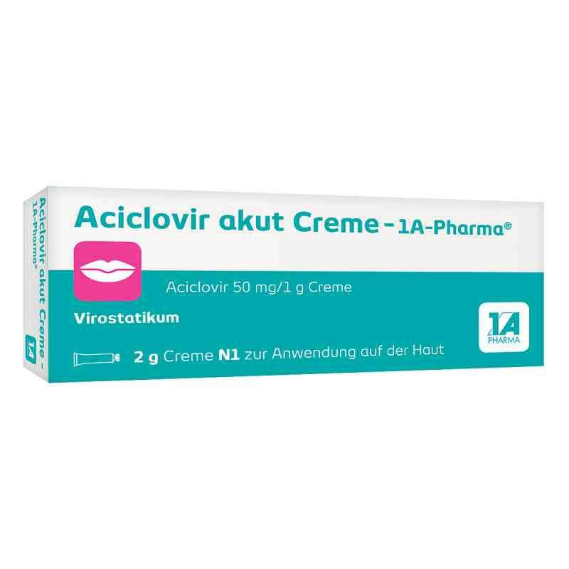 Aciclovir akut Creme-1A Pharma  bei apo.com bestellen