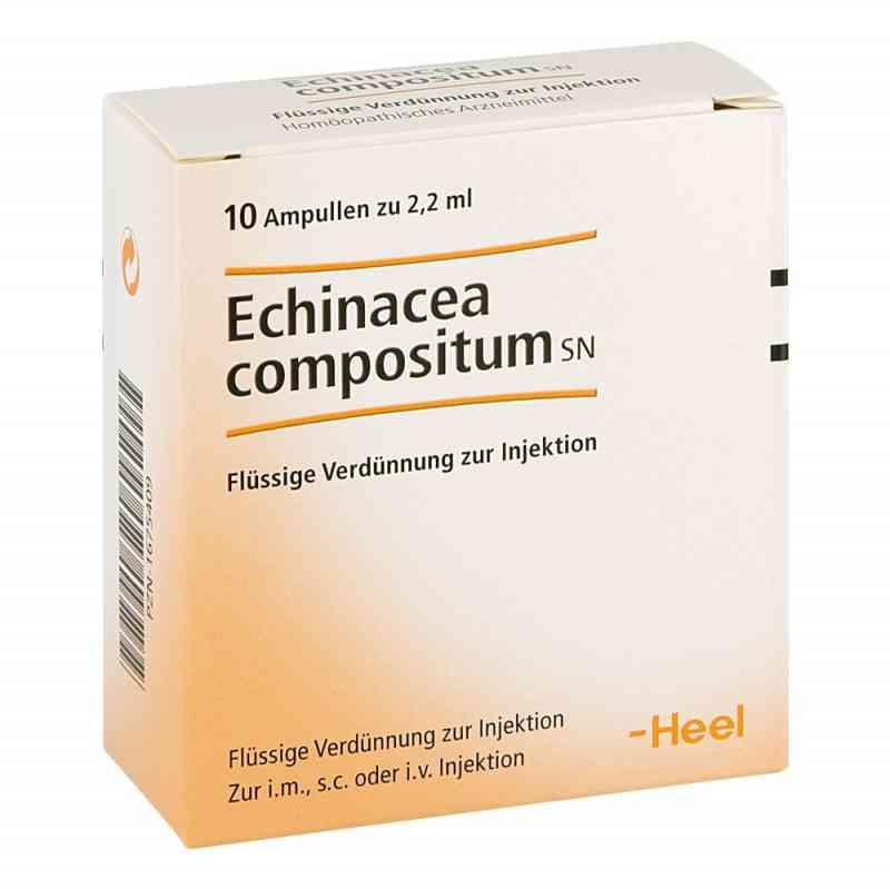 Echinacea Compositum Sn Ampullen  bei apo.com bestellen