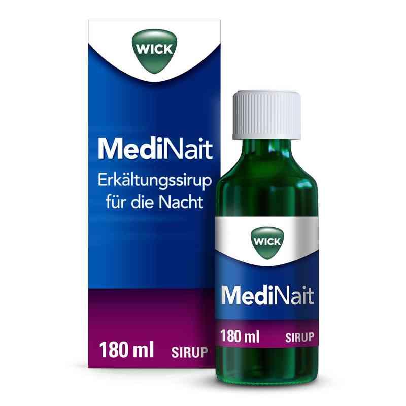WICK MediNait Erkältungssirup für die Nacht  bei apo.com bestellen
