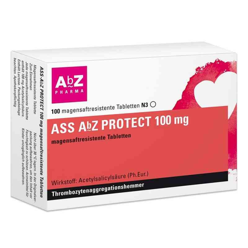 ASS AbZ PROTECT 100mg  bei apo.com bestellen