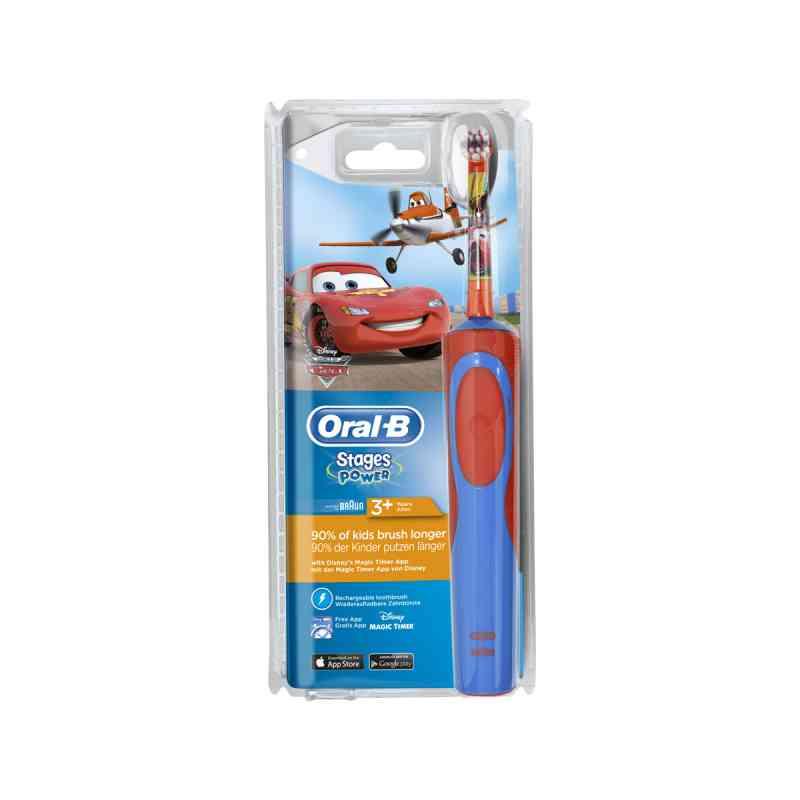 Oral-B Stages Power Kids Elektrische Zahnbürste mit Disneys Cars  bei apo.com bestellen