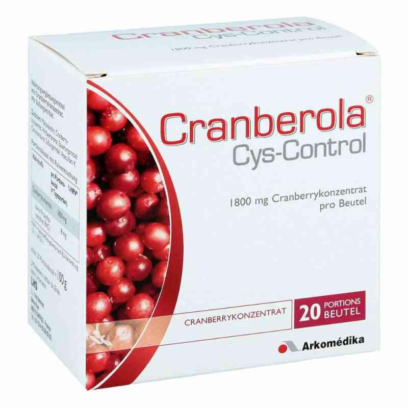 Cranberola Cys Control Pulver  bei apo.com bestellen