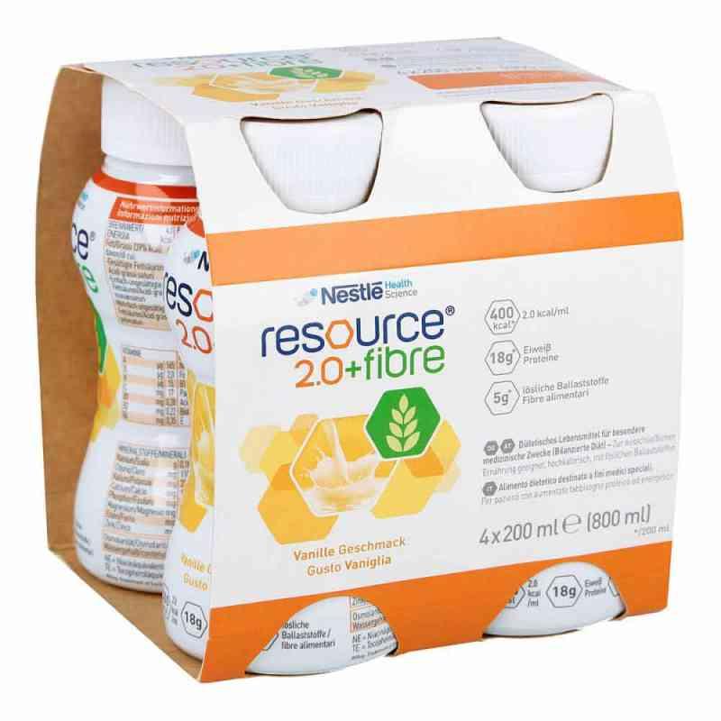 Resource 2.0+fibre Vanille  bei apo.com bestellen