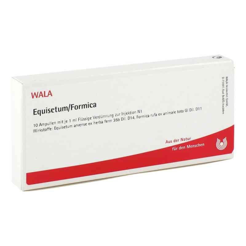 Equisetum/formica Ampullen  bei apo.com bestellen