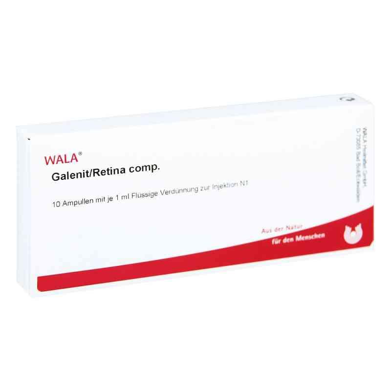 Galenit/ Retina compositus  Ampullen  bei apo.com bestellen