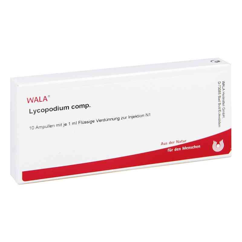 Lycopodium Comp. Ampullen  bei apo.com bestellen