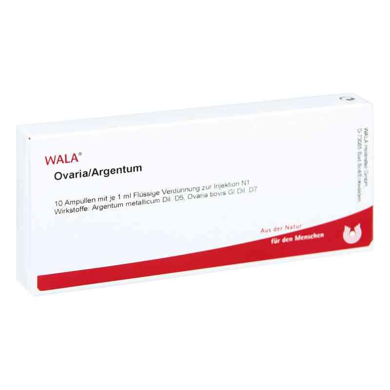 Ovaria/ Argentum Ampullen  bei apo.com bestellen
