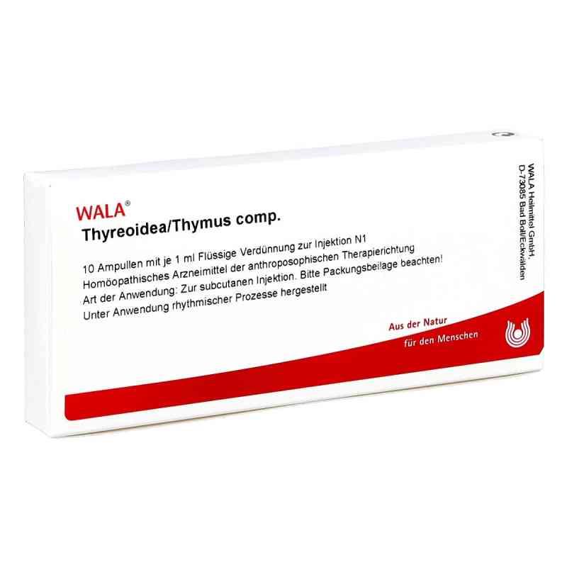 Thyreoidea/ Thymus Comp. Ampullen  bei apo.com bestellen