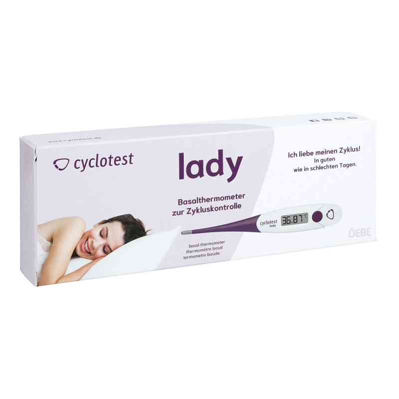 Cyclotest lady Basalthermometer  bei apo.com bestellen