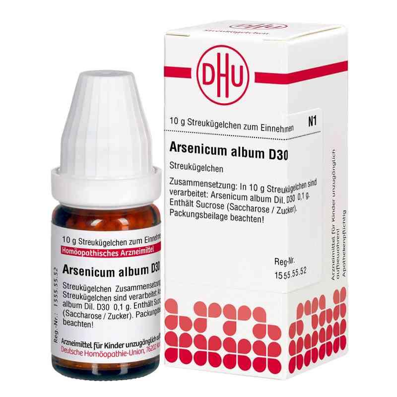 Arsenicum Album D 30 Globuli  bei apo.com bestellen
