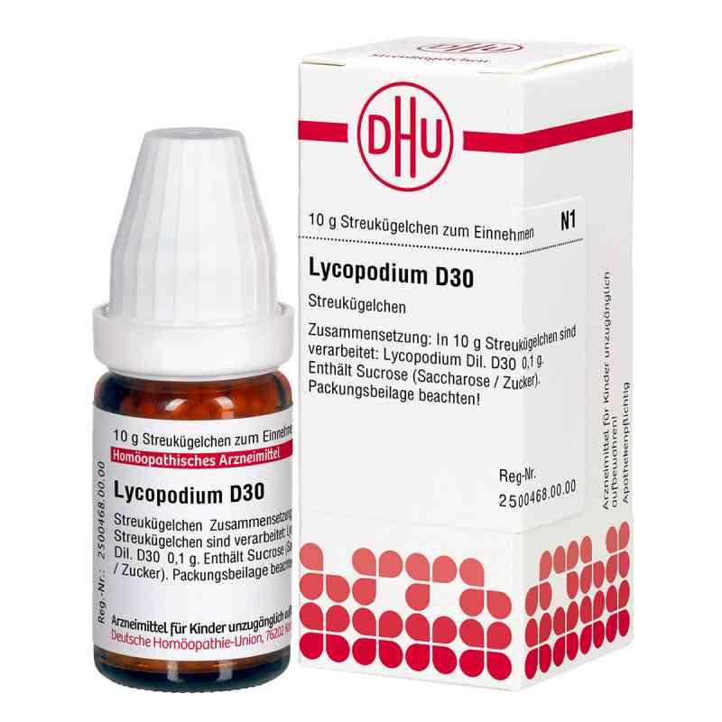 Lycopodium D 30 Globuli  bei apo.com bestellen