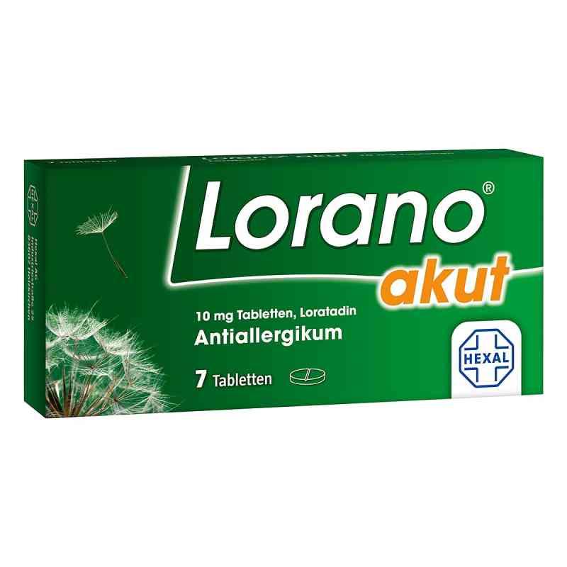 Lorano akut  bei apo.com bestellen