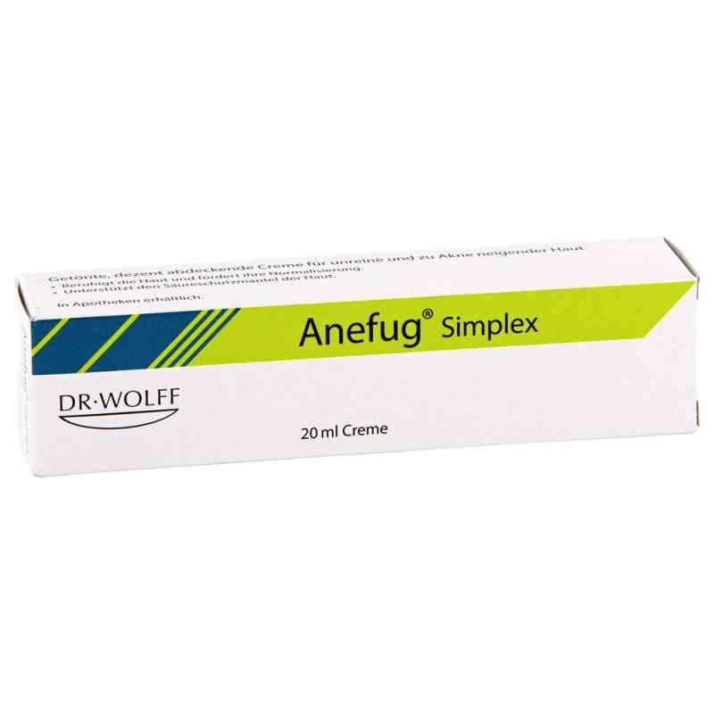 Anefug simplex Creme  bei apo.com bestellen