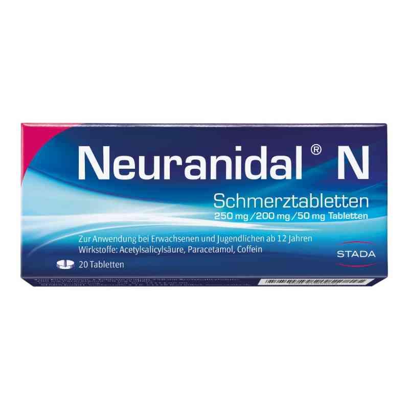 Neuranidal N Schmerztabletten  bei apo.com bestellen