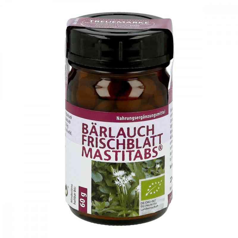 Bärlauch Frischblatt Mastitabs Tabletten  bei apo.com bestellen